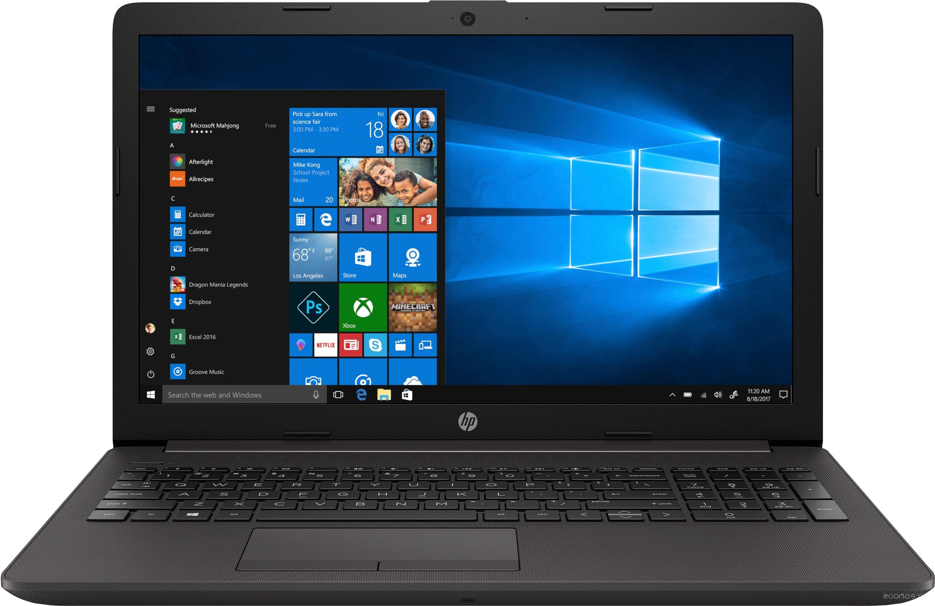 Ноутбук HP 250 G7 (6BP24EA)