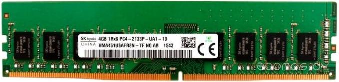Оперативная память Hynix DDR4 2133 DIMM 4Gb (HMA451U6AFR8N-TFN0)