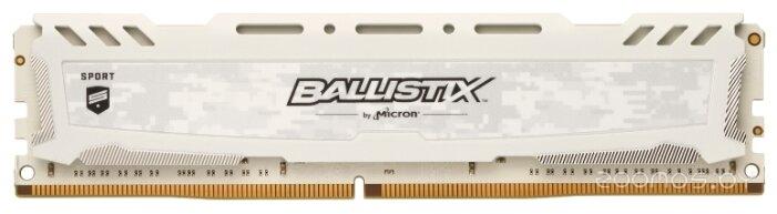 Оперативная память Ballistix BLS8G4D32AESCK