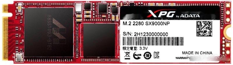 SSD A-Data XPG SX9000 1TB ASX9000NP-1TM-C