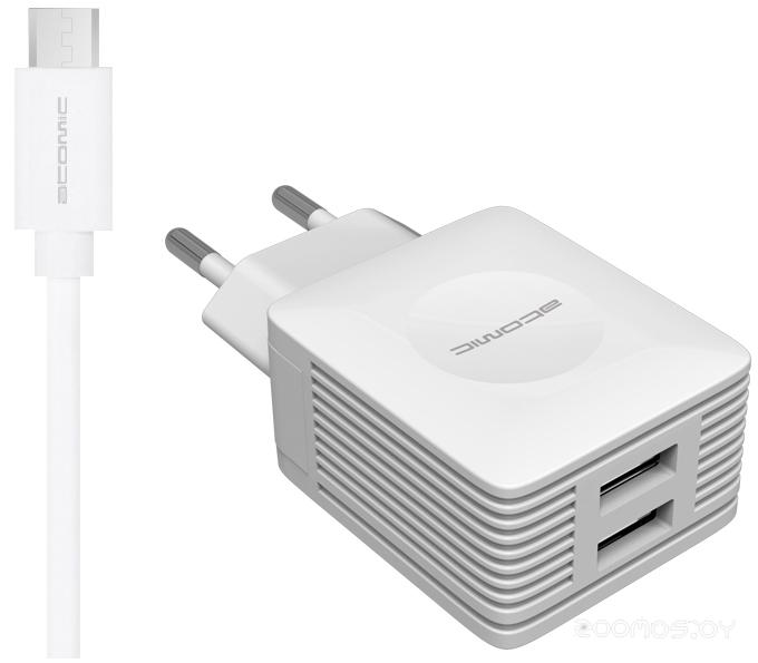 Сетевое зарядное устройство ATOMIC U208M
