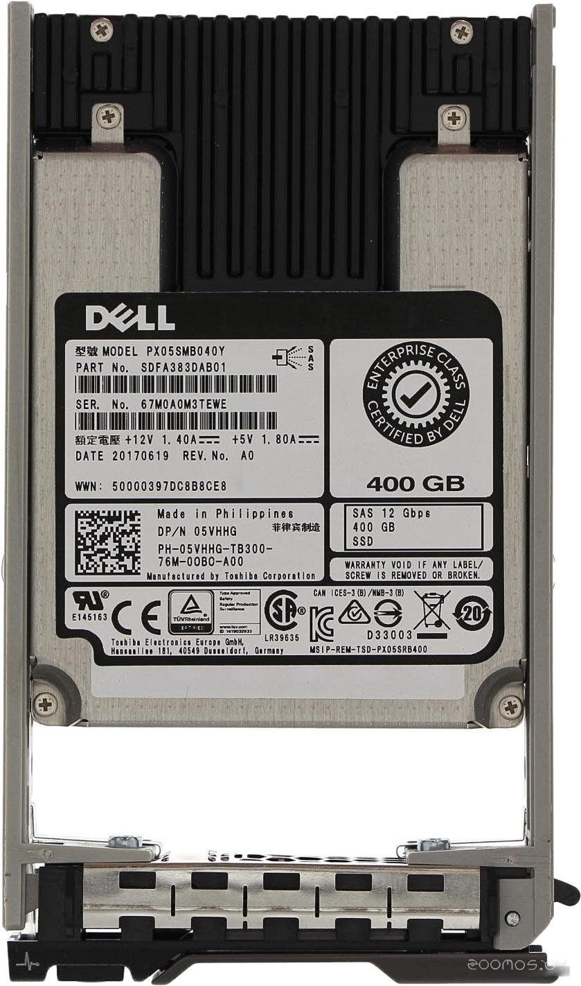 SSD DELL 5VHHG 400GB