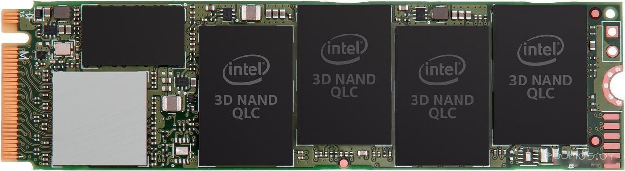 SSD Intel 660p 512GB SSDPEKNW512G8X1