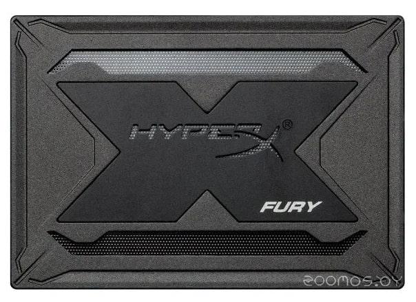 SSD HyperX Fury RGB 240GB SHFR200/240G