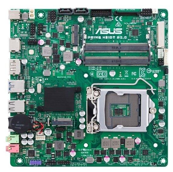 Материнская плата Asus PRIME H310T R2.0/CSM