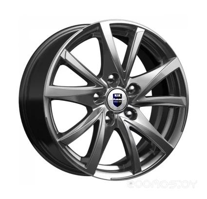 Колёсные диски K&K Игуана 7x17/5x112 D57.1 ET43 Dark Platinum