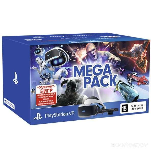 Очки виртуальной реальности Sony VR Mega Pack