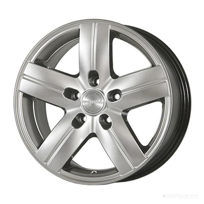 Колёсные диски PROMA Каньон 7x16/5x130 D84.1 ET43 Платина