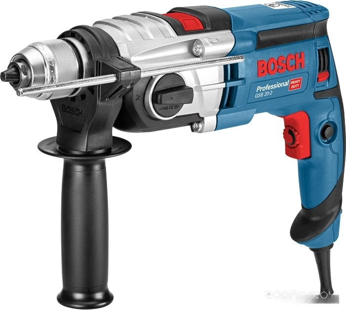 Ударная дрель Bosch GSB 20-2 Professional 060117B400