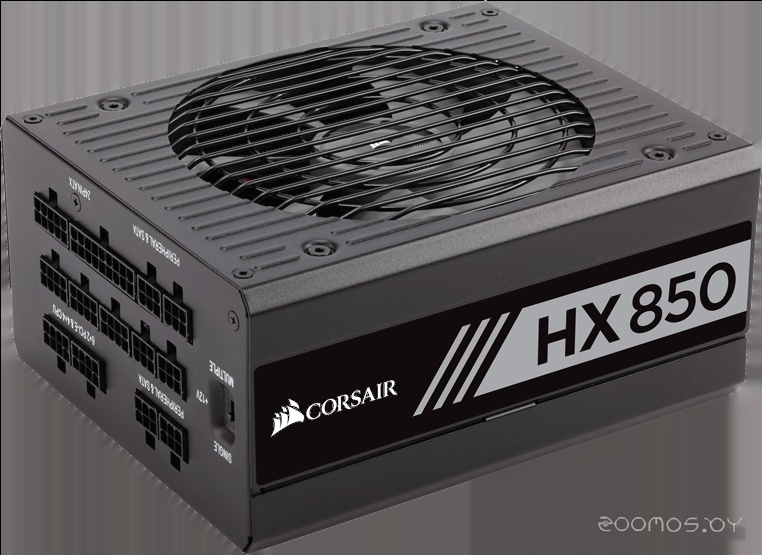 Блок питания Corsair HX850 [CP-9020138-EU]