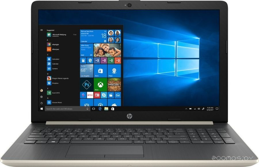 Ноутбук HP 15-db1017ur (6LD40EA)