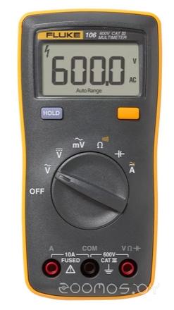 Мультиметр Fluke 106 ERTA