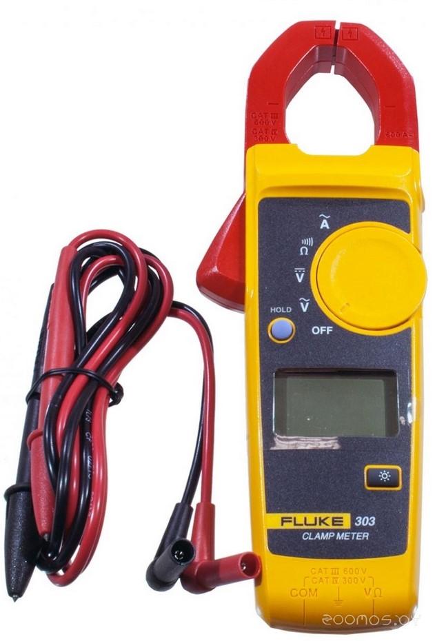 Токоизмерительные цифровые клещи Fluke 303/EM ERTA