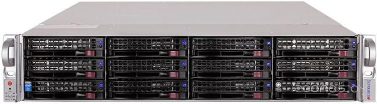 Серверная платформа Supermicro SSG-6028R-E1CR12L