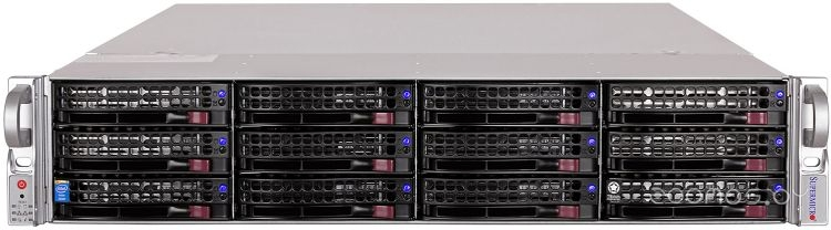 Серверная платформа Supermicro SSG-6028R-E1CR16T