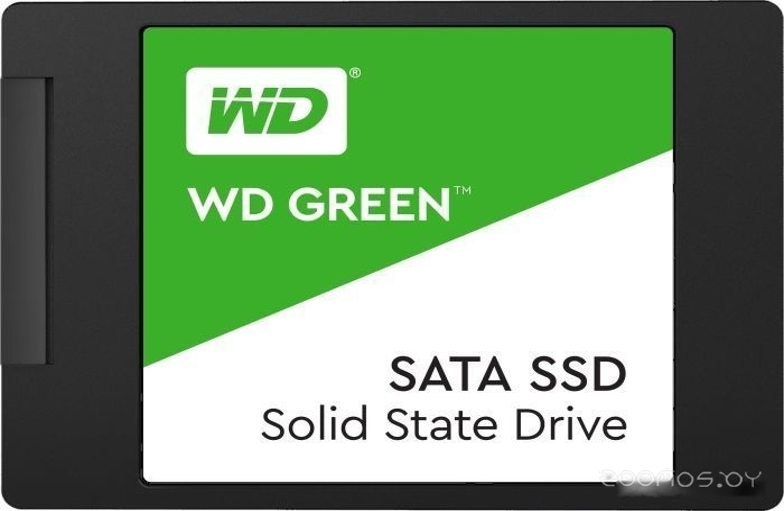 SSD Western Digital Green 1TB WDS100T2G0A