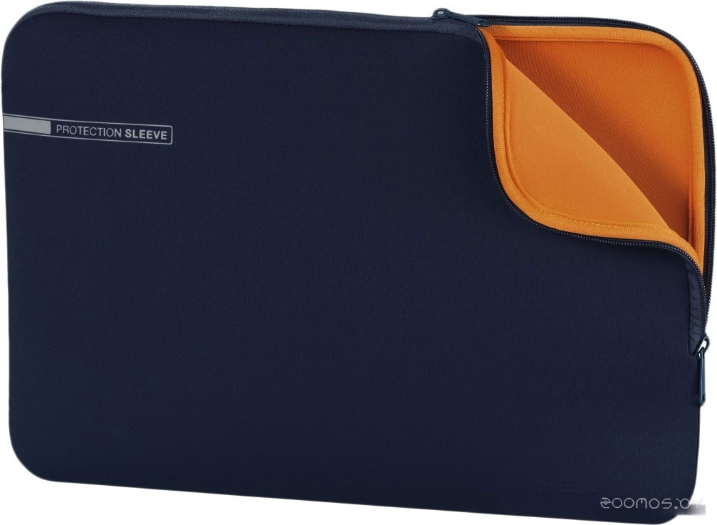 Чехол для ноутбука HAMA Neoprene Sleeve 13.3 (синий/оранжевый)