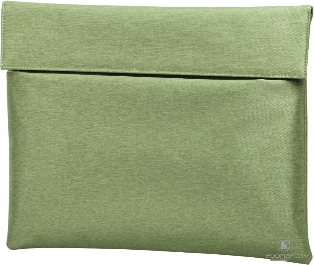 Чехол для ноутбука HAMA Slide Sleeve 13.3 (зеленый)