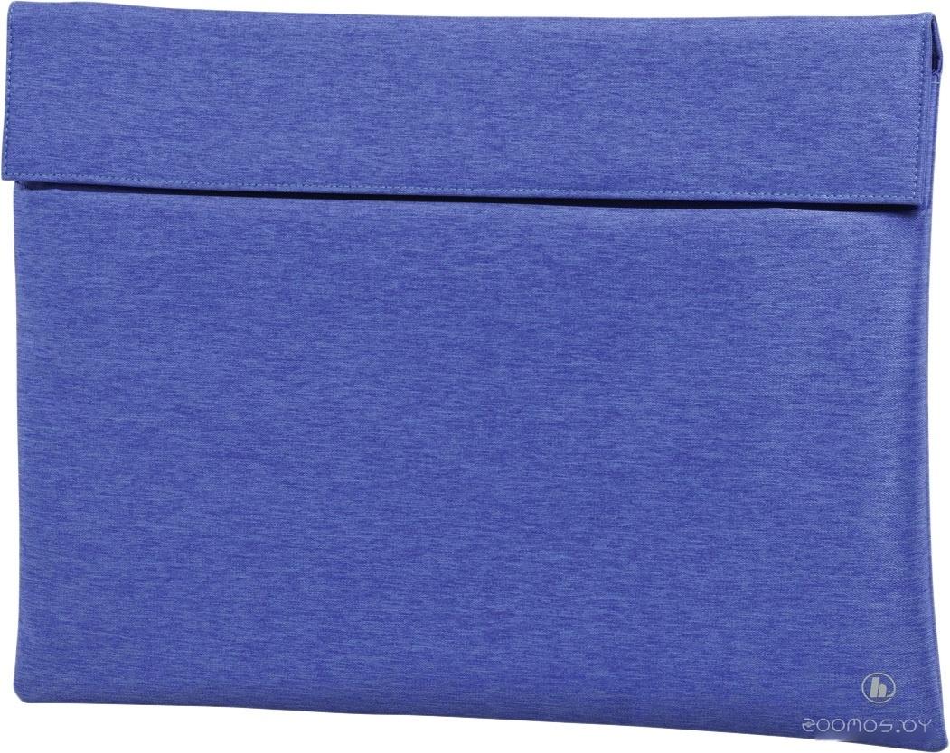 Чехол для ноутбука HAMA Slide Sleeve 15.6 (синий)