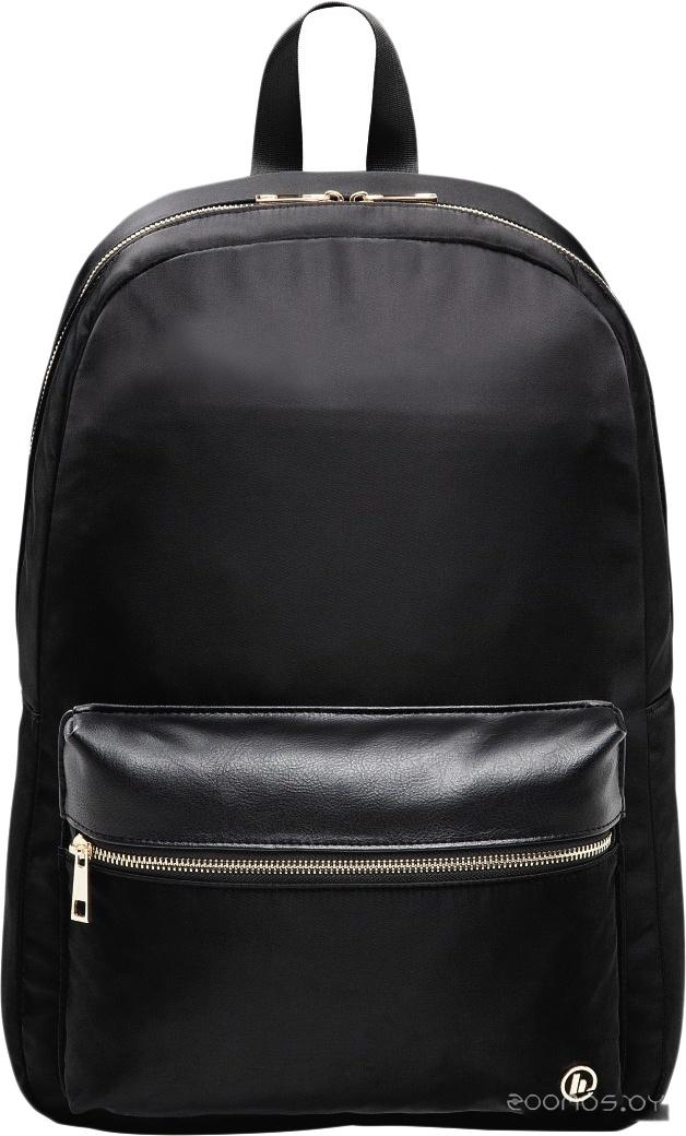Рюкзак HAMA Mission 15.6 (черный/золотистый)