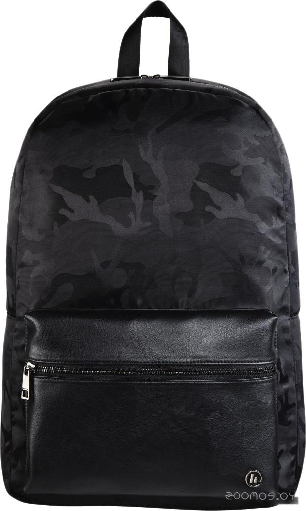Рюкзак HAMA Mission Camo 15.6 (черный)