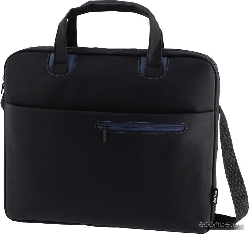 Сумка для ноутбука HAMA Sydney 15.6 (черный/синий)