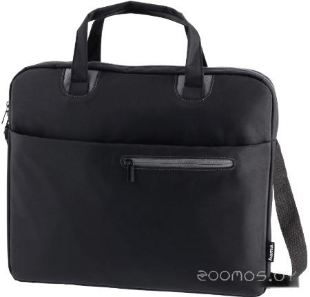 Сумка для ноутбука HAMA Sydney 15.6 (черный/серый)