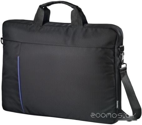 Сумка для ноутбука HAMA Kapstadt 15.6 (черный/синий)