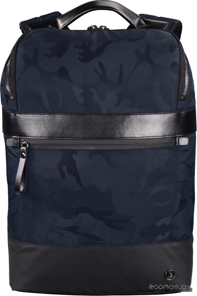 Рюкзак HAMA Camo Select 15.6 (синий)