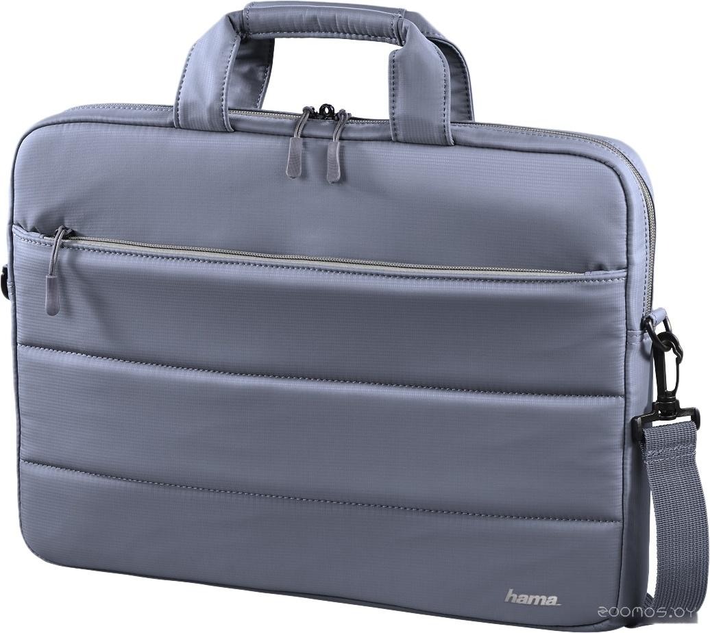 Сумка для ноутбука HAMA Toronto 15.6 (серый)