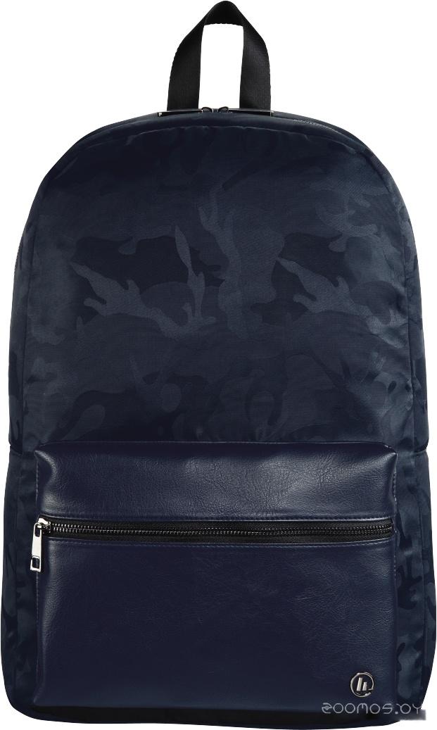 Рюкзак HAMA Mission Camo 14 (синий)