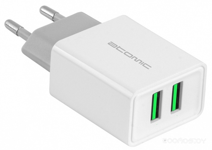 Сетевое зарядное устройство ATOMIC U207
