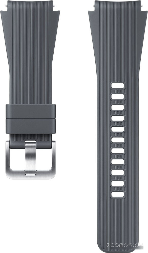 Ремешок Samsung Silicone для Galaxy Watch 42mm (серый)