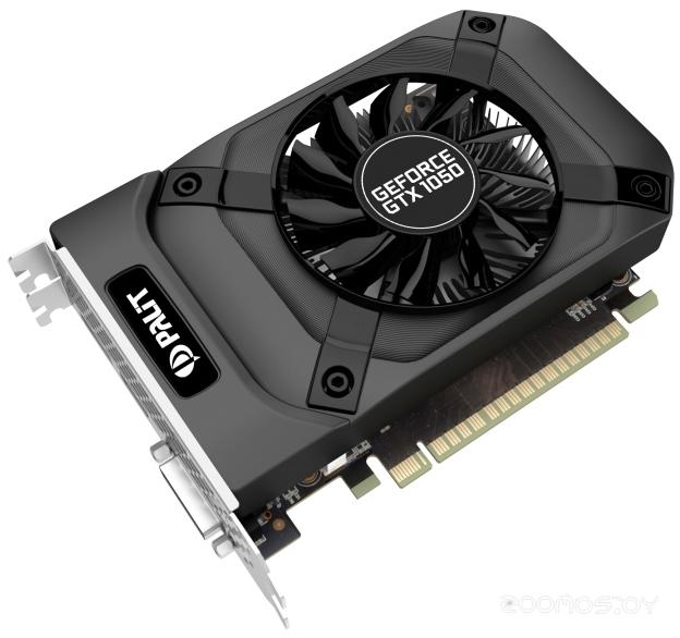 Видеокарта PALIT NVidia GeForce GTX 1050 2048Mb 128bit GDDR5