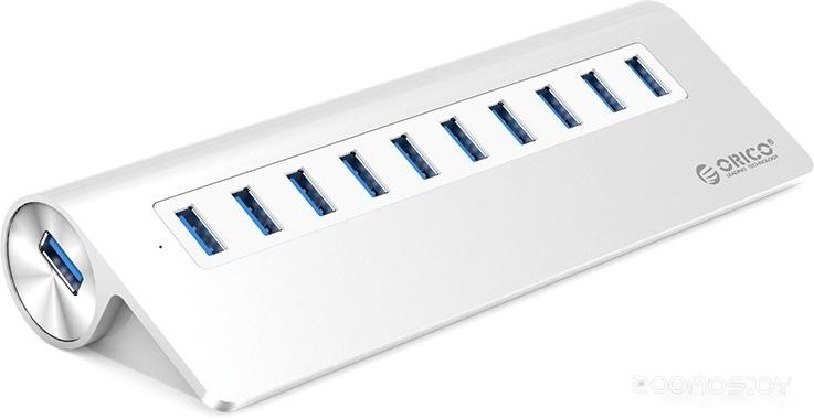 USB-хаб ORICO M3H10-SV