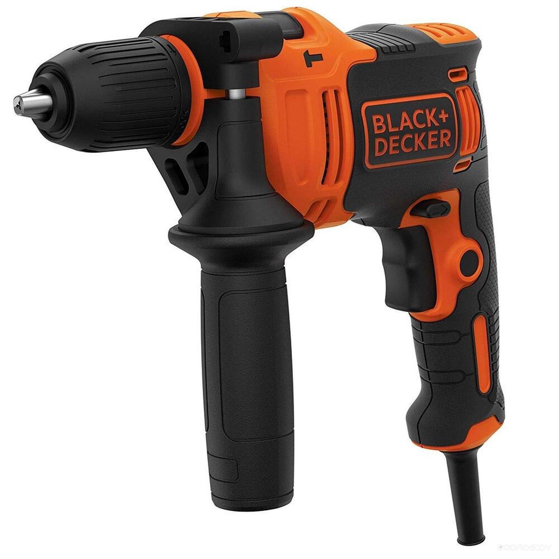Ударная дрель Black & Decker BEH710-QS