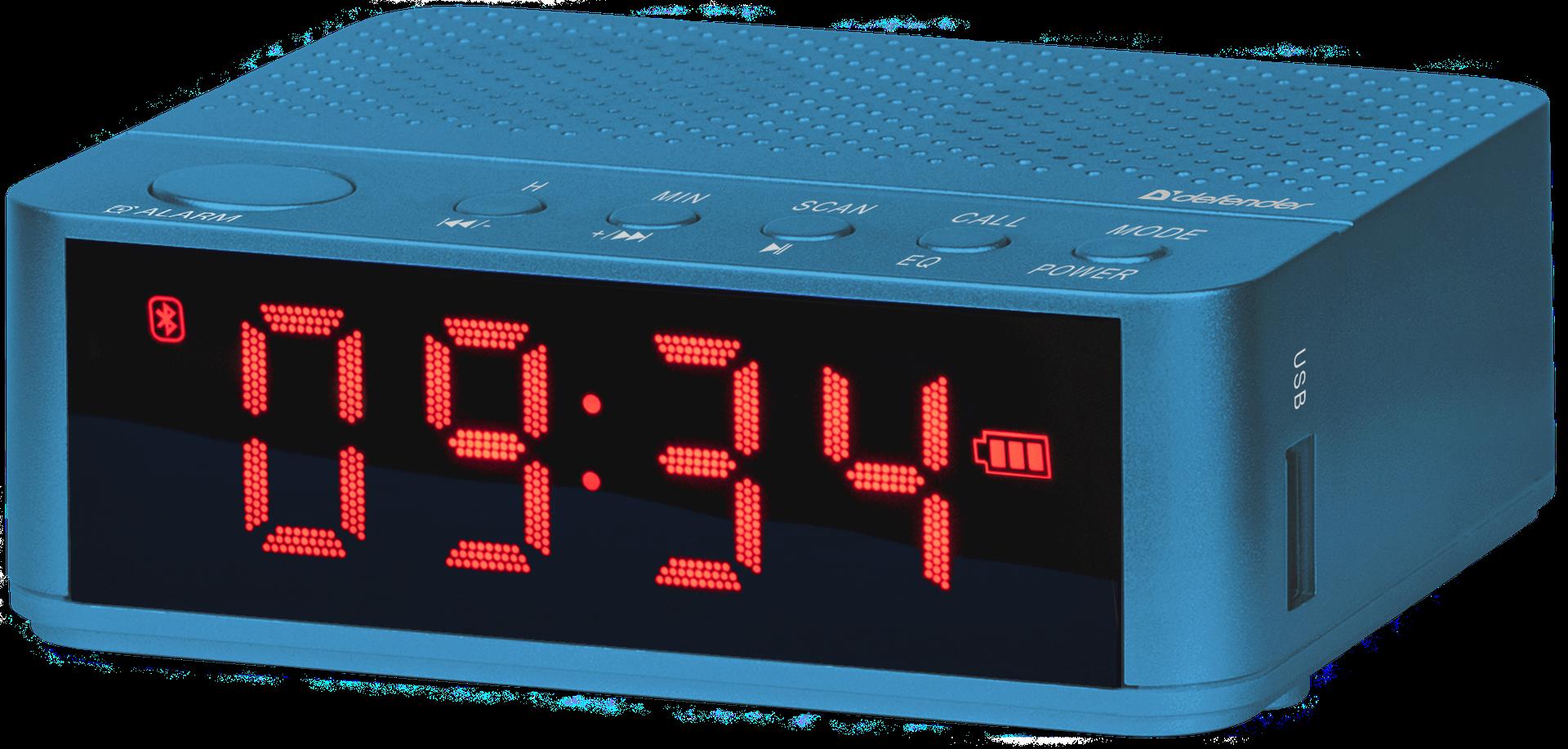 Портативная акустика Defender Enjoy M800 (Blue)