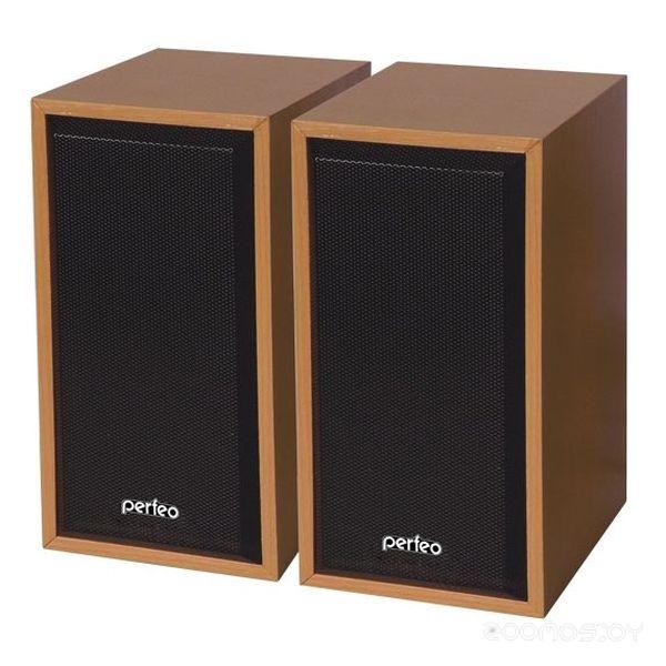 Компьютерная акустика Perfeo Cabinet (Бук дерево)