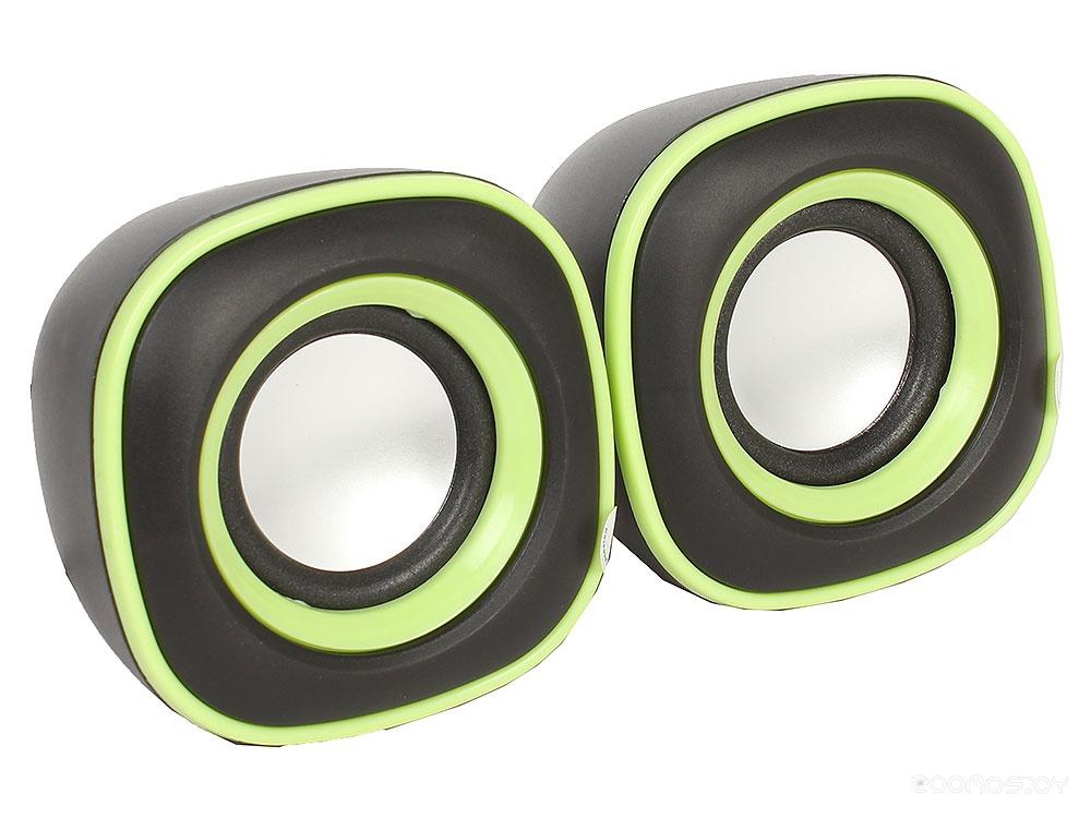 Компьютерная акустика BBK CA-301S (Black-Green)