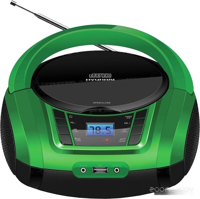 Портативная аудиосистема Hyundai H-PCD360