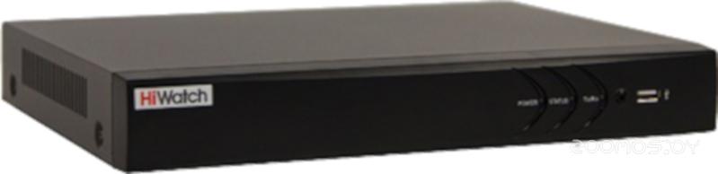 Видеорегистратор наблюдения Hikvision HiWatch DS-N308P(B)