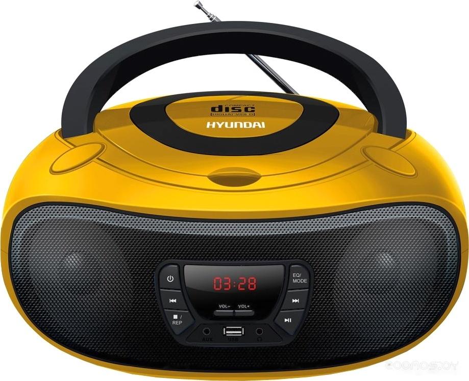 Портативная аудиосистема Hyundai H-PCD300