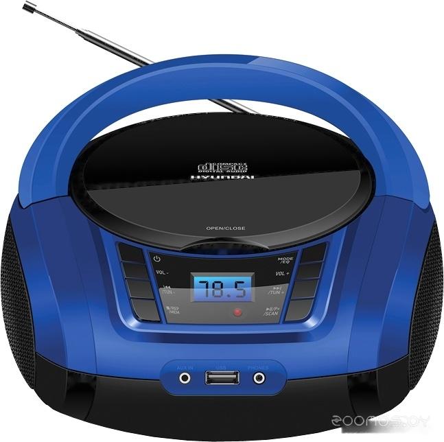 Портативная аудиосистема Hyundai H-PCD340