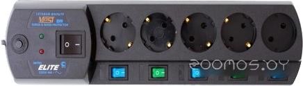 Сетевой фильтр Most EHV 2 м (черный)