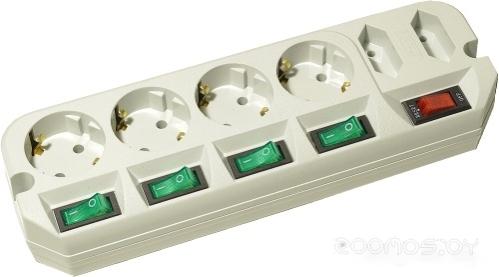Сетевой фильтр Most АRG 1.6 м (белый)