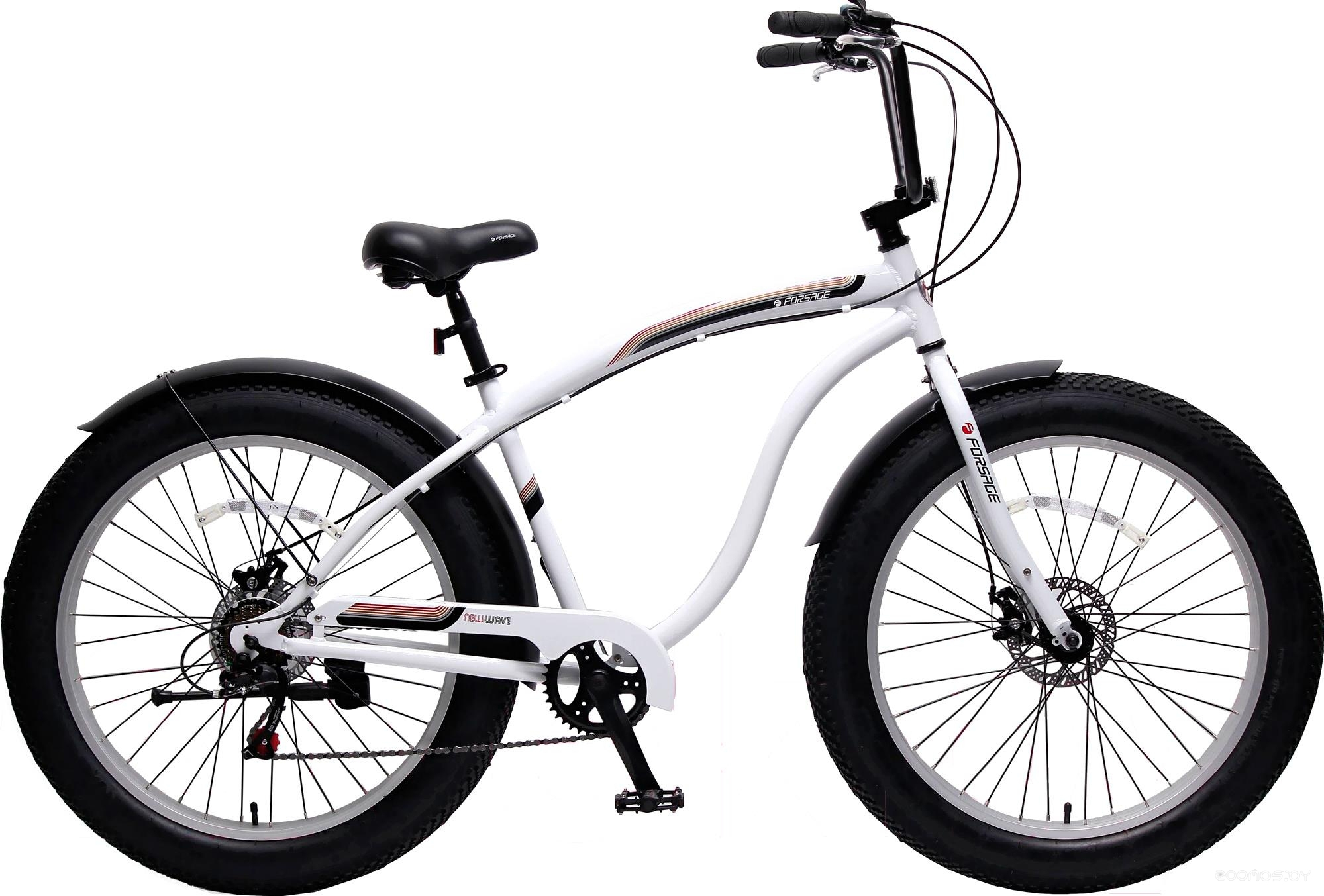 Велосипед Forsage Фэтбайк FB26001 (White)