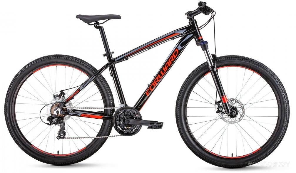 Велосипед Forward Next 27.5 2.0 disc 2019 (17 Black)