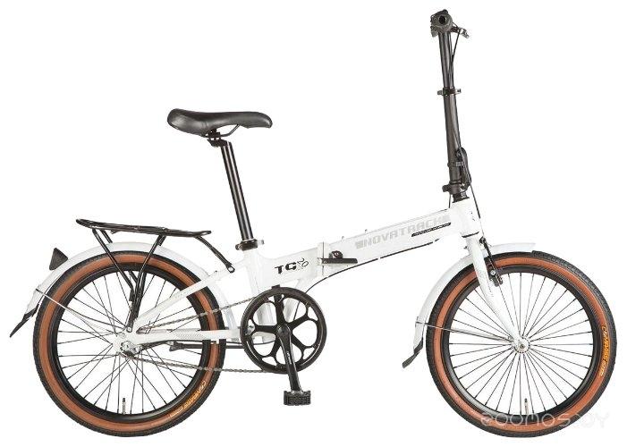 Городской велосипед Novatrack TG-20 3 (2017)