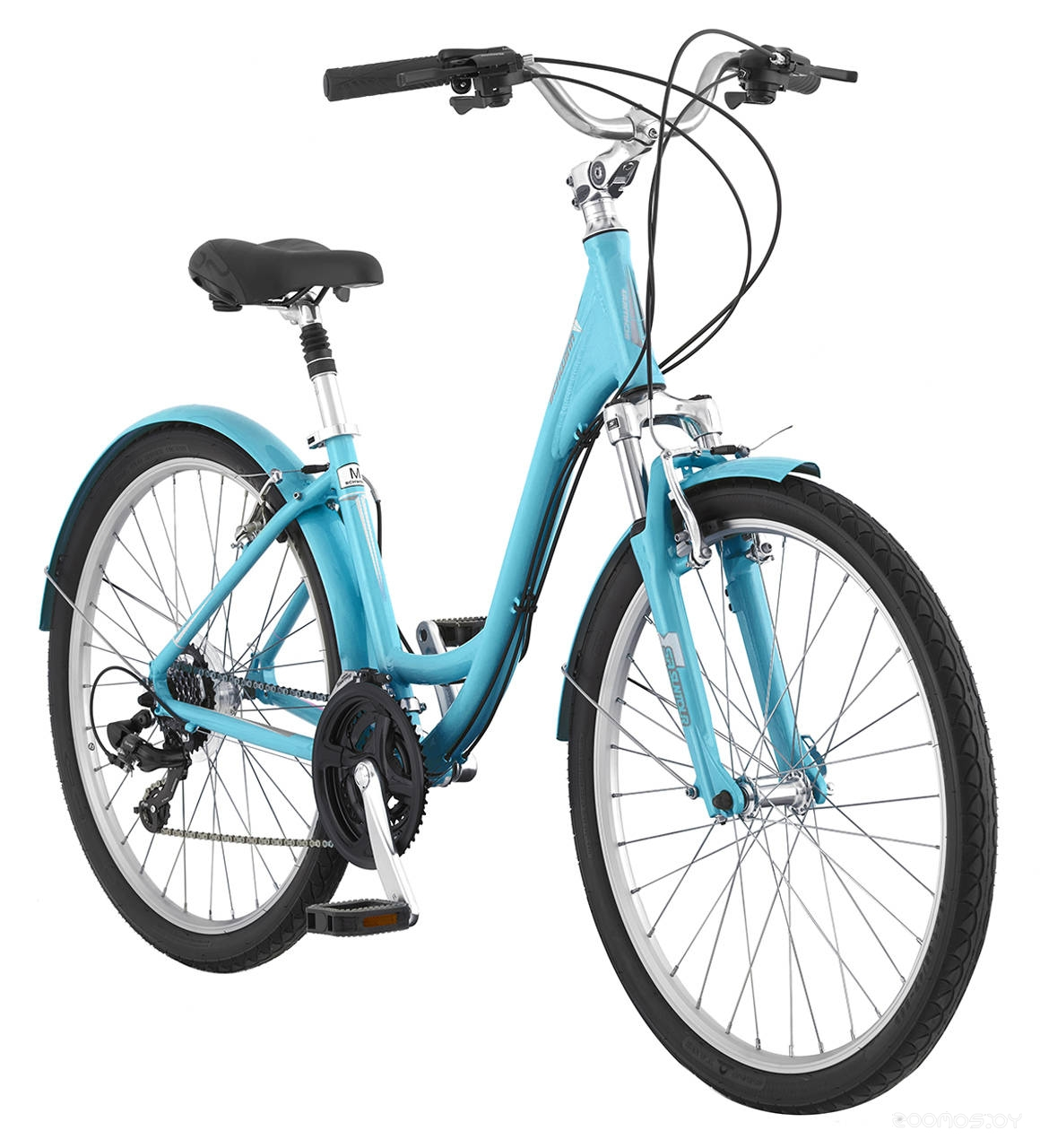 Городской велосипед Schwinn Sierra Women S / S36258F20