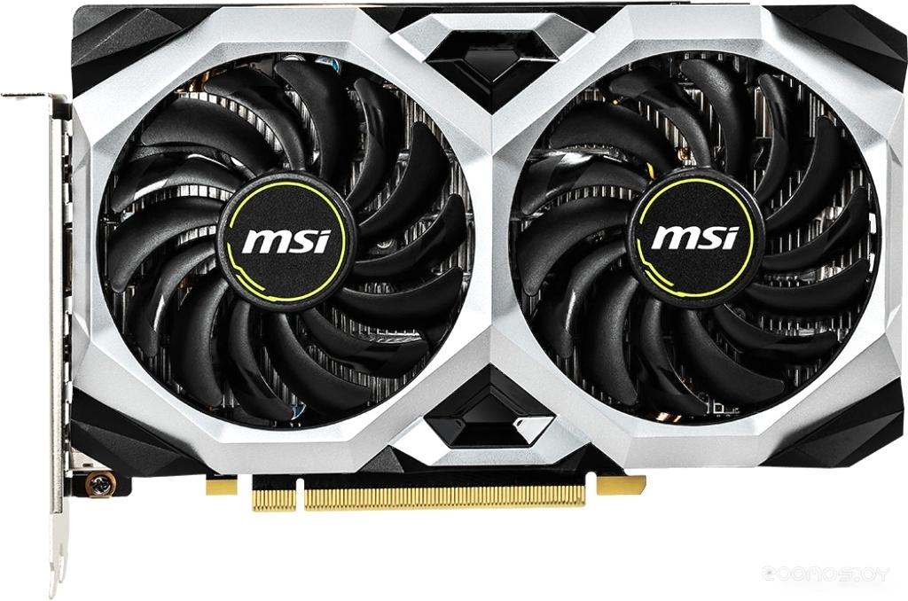 Видеокарта MSI GeForce GTX 1660 Ti Ventus XS OC 6GB GDDR6